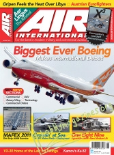 AIR International - August 2011