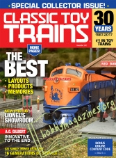 Classic Toy Trains - November 2017