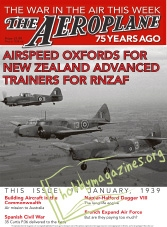 The Aeroplane 75 Years Ago Iss.03 - 11 January 1939
