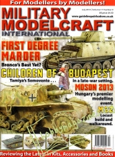 Military Modelcraft International - July 2013