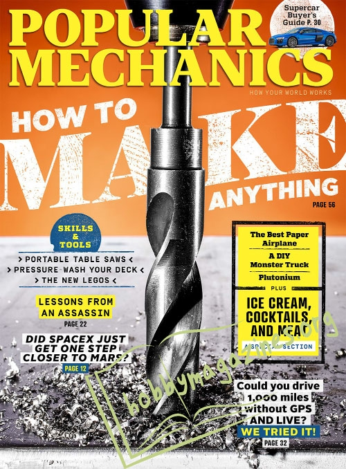 Popular Mechanics - September 2017