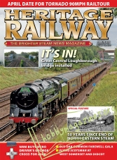 Heritage Railway 233 - 22 September-19 October 2017
