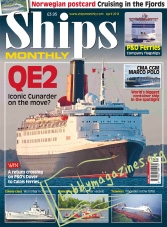 Ships Monthly - April 2013