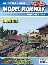 Australian Model Railway - October 2017