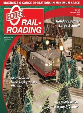0 Gauge Railroading - December 2013