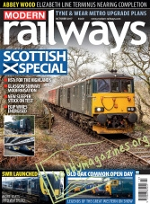 Modern Railways - October 2017