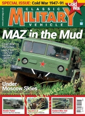 Classic Military Vehicle - October 2017