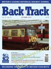 BackTrack - October 2017