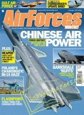 Airforces Monthly - October 2017