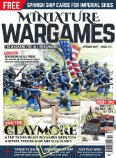 Miniature Wargames - October 2017