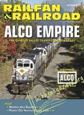 Railfan & Railroad - October 2017