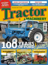 Tractor and Machinery - November 2017