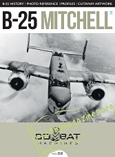 Combat Machines 02 :  B-25 Mitchell