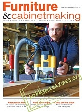 Furniture and Cabinetmaking - November 2017