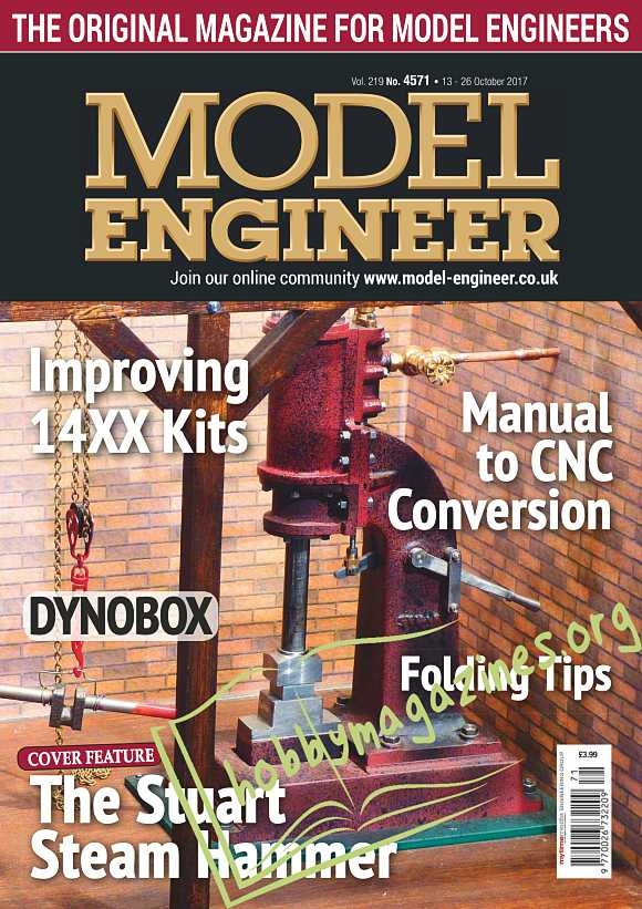 Model Engineer 4571 - 13-26 October 2017