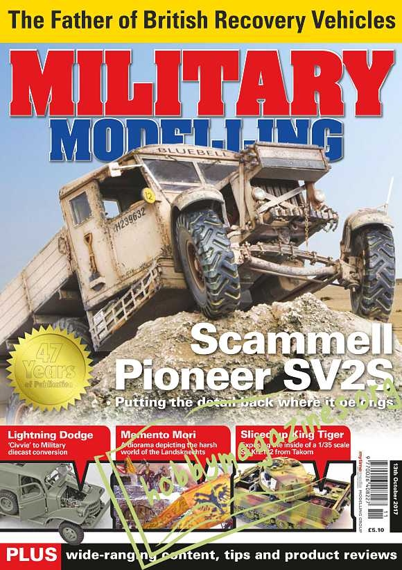 Military Modelling V.47 No.11 - 13th October 2017