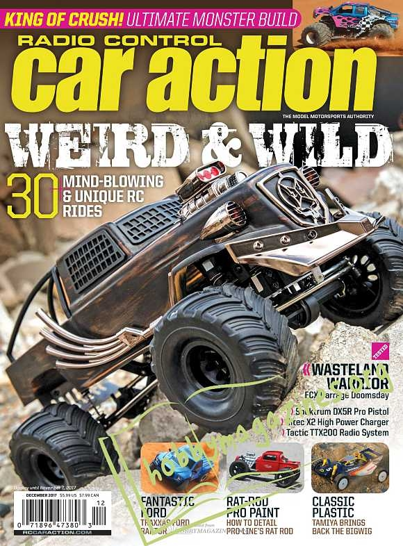 Radio Control Car Action - December 2017