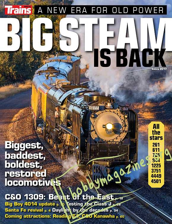 Trains Special : Big Steam is Back