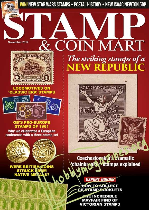 Stamp and Coin Mart - November 2017