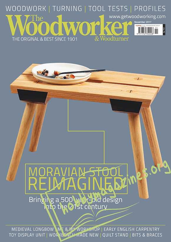 The Woodworker and Woodturner - November 2017