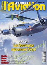 Le Fana de L'Aviation - Novembre 2017