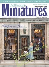 Dollhouse Miniatures - November/December 2017