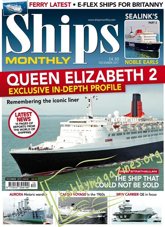 Ships Monthly - December 2017