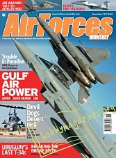 Airforces Monthly - November 2017