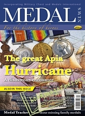 Medal News - April 2017