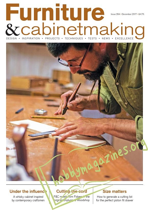 Furniture & Cabinetmaking - December 2017