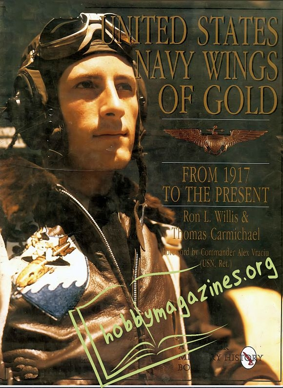 United States Navy Wings of Gold from 1917 to the Present
