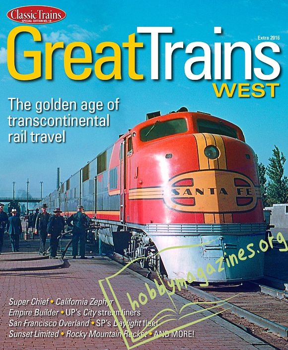Classic Trains Special  : Great Trains West