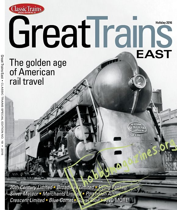 Classic Trains Special : Great Trains East