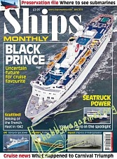 Ships Monthly - May 2013