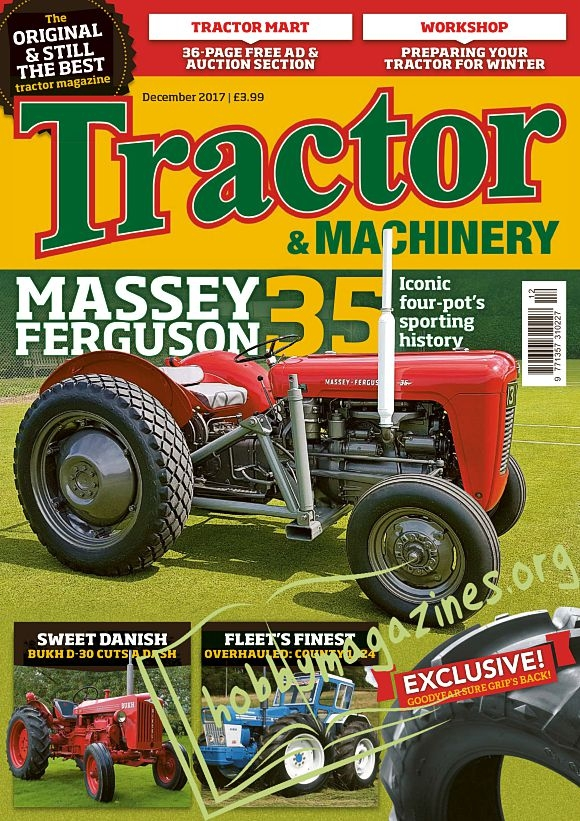 Tractor and Machinery - December 2017