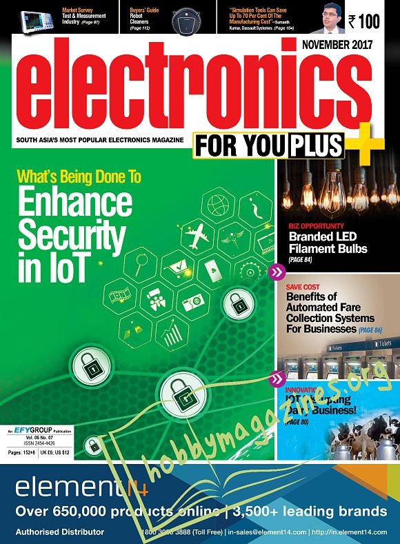 Electronics For You - November 2017
