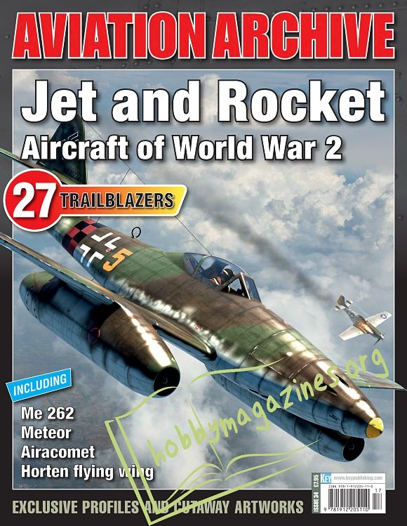 Aeroplane Collector's Archive : Jet and Rocket Aircraft of World War 2
