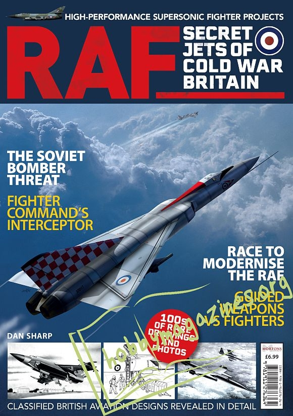 RAF: Secret Jets of Cold War Britain