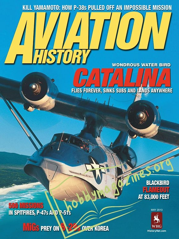 Aviation History - May 2013