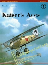 Legends of Aviation 01 - Kaiser's Aces