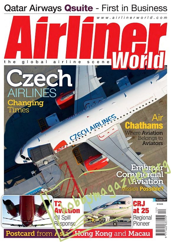 Airliner World - December 2017
