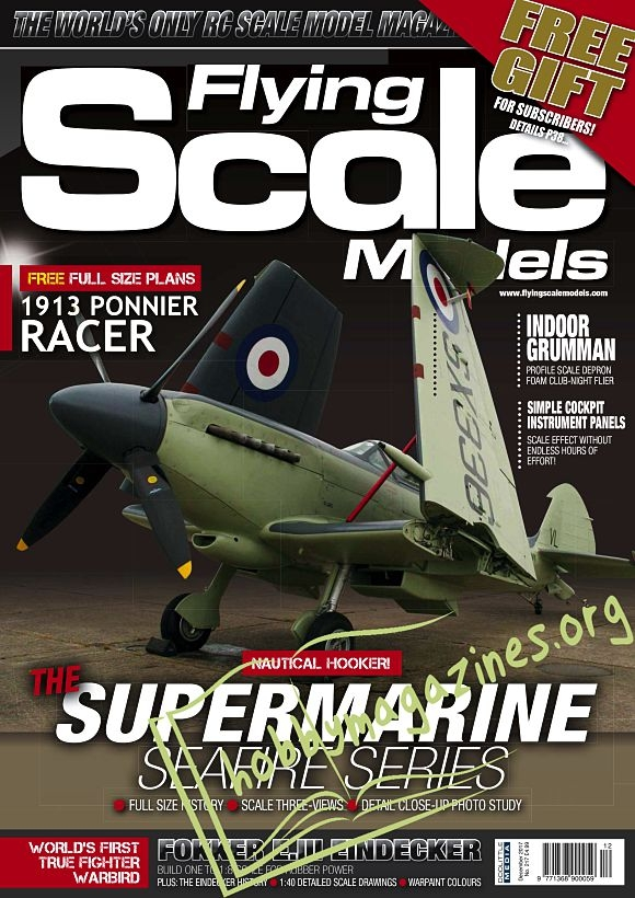 Flying Scale Models - December 2017