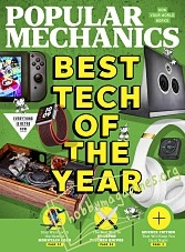 Popular Mechanics - January 2018