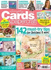 Simply Cards & Papercraft 170