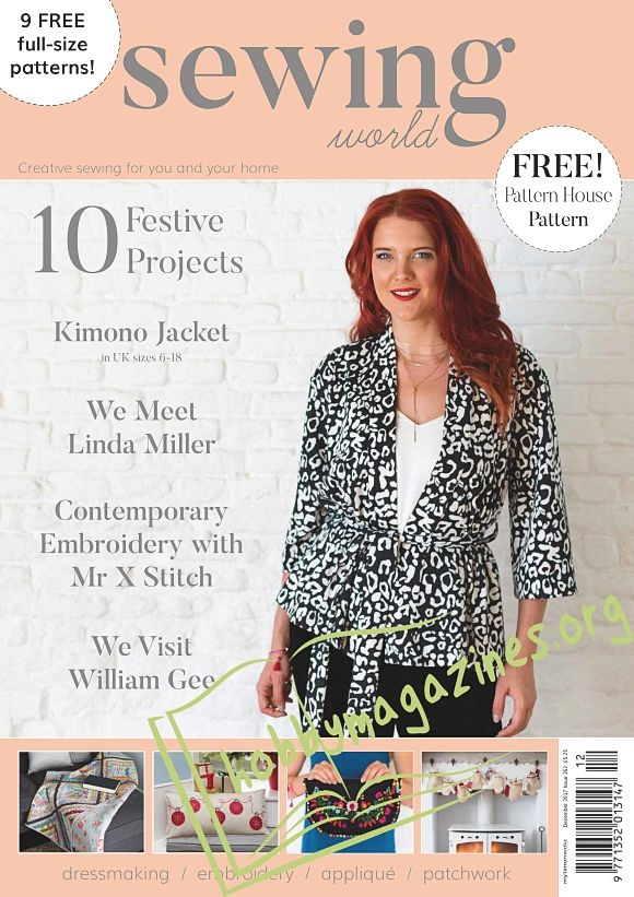 Sewing World - December 2017