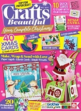 Crafts Beautiful - December 2017