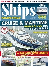 Ships Monthly - January 2018