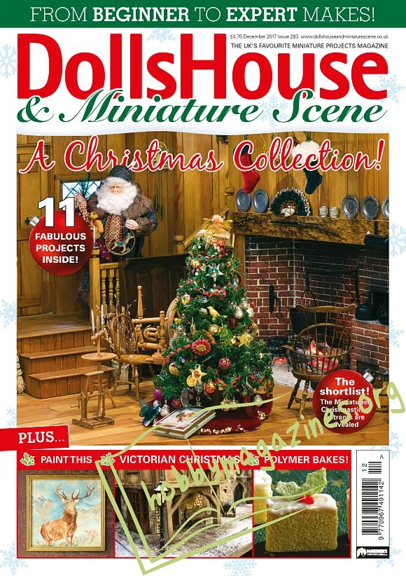 Dolls House and Miniature Scene - December 2017