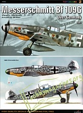 Topcolors 02 : Messerschmitt Bf 109G over Germany Part 1