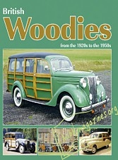 British Woodies from the 1920s to the 1950s (ePub)